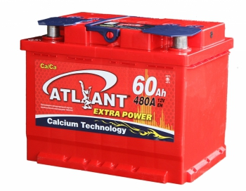 Распродажа аккумуляторов Атлант