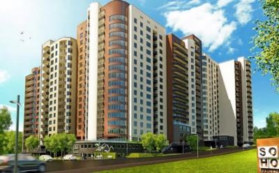Скидка 5% на квартиры в ЖК Soho Residence