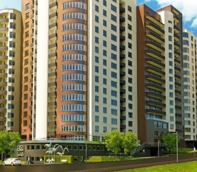 Скидка 7% на нежилые помещения в ЖК Soho Residence