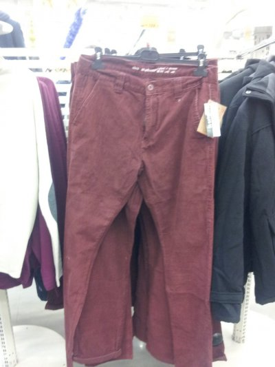 Скидка на мужские штаны