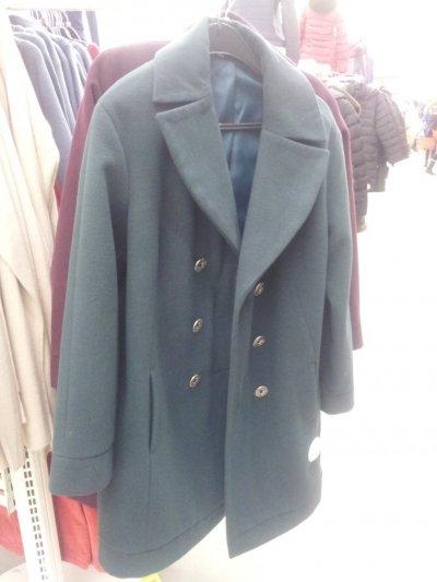 Скидка на пальто