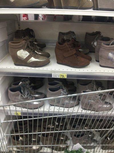 Выгодная цена на женскую обувь