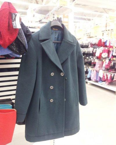 Скидка на женское пальто