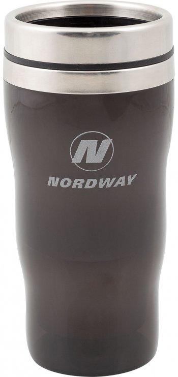 Термокружка автомобильная Nordway, 450 мл по супер цене!