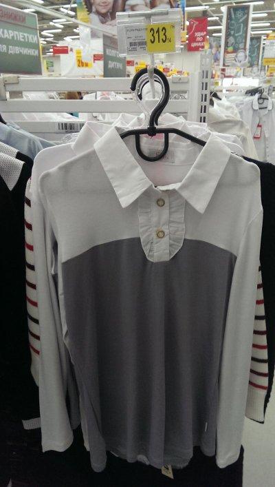 Блуза для девочки по супер цене!