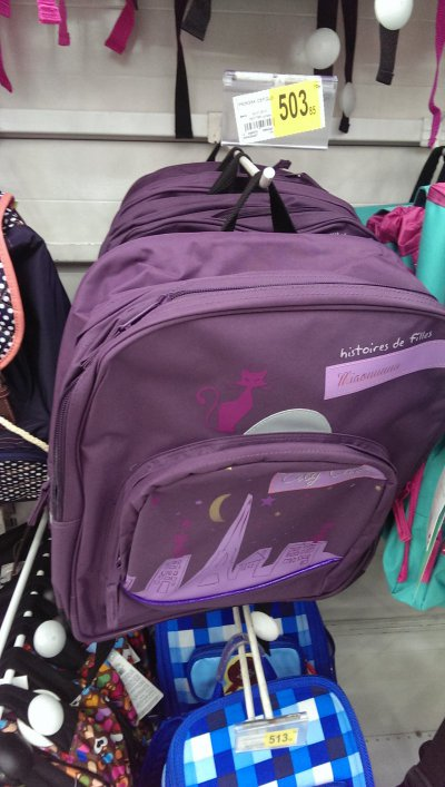 Низкие цены на школьные рюкзаки для девочек!