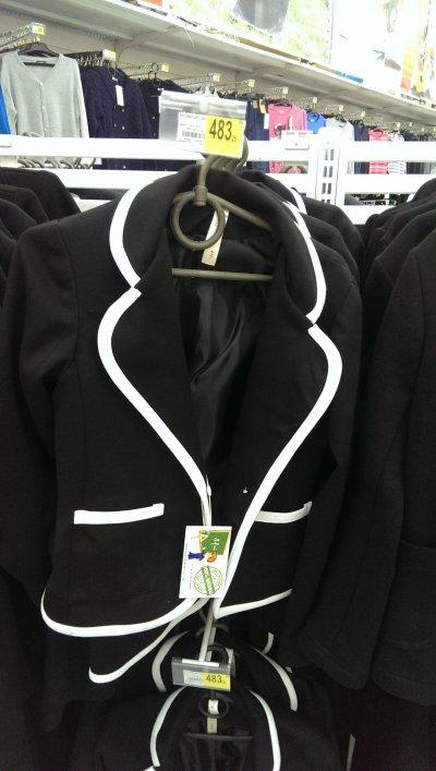 Пиджаки для девочек по низкой цене!
