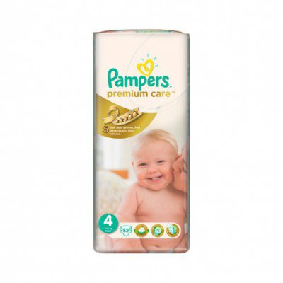 Супер цена на подгузники Pampers Premium Care Maxi!