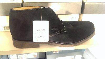 Мужские ботинки Geox по супер цене!