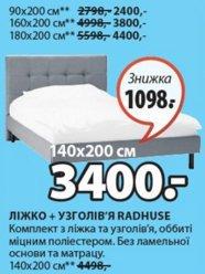 Кровати Radhuse по сниженной цене!