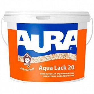 Скидка на Лак Aura Aqua Lack в Новой линии!