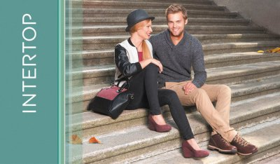 Скидки на одежду и обувь предыдущих коллекций  в INTERTOP OUTLET!