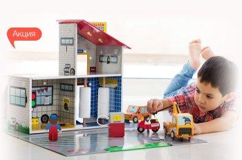 Скидки до 80% на акционные игрушки ТМ World Alive, Krooom, HGL!