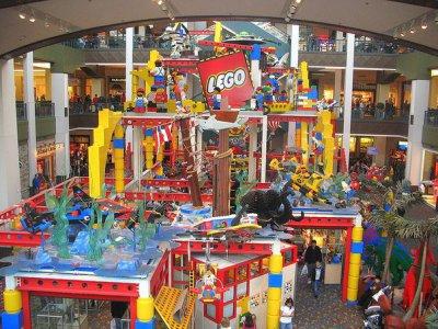 Скидка 10% на LEGO в детском магазине Mikki!