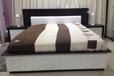 """Скидка на выставочный образец кровати """"Оливье""""!"""