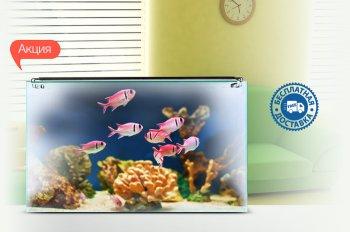 Бесплатная доставка акционных аквариумов и аквариумного оборудования Collar по всей Украине!