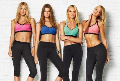 Скидка 25% на спортивную одежду в Women secret!
