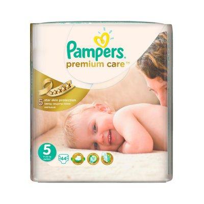 Скидка на подгузники Pampers Premium