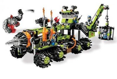 Скидки на Lego в магазинах Mikki