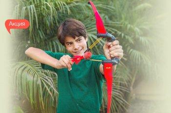 Скидки до 22% на акционное детское оружие Zing!