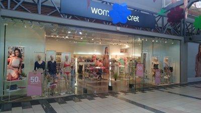 Распродажа до -40% в Women'secret