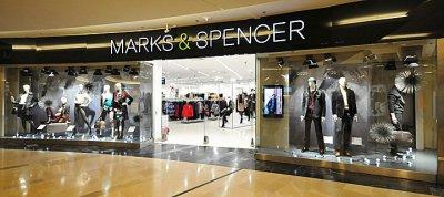 Sale до -50% уже в магазинах Mark&Spencer!