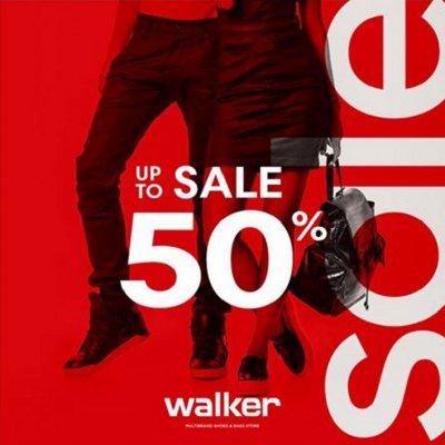 Распродажа обуви весенне-летнего сезона в WALKER