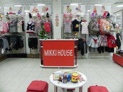 Детская одежда и обувь со скидкой в Mikki!