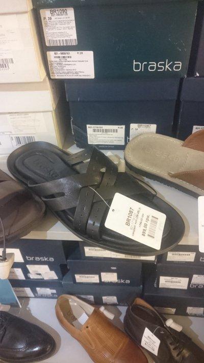 Мужские сандалии Braska по сниженной цене