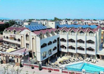 Турция по супер цене: отель 4*, все включено от агенства Optimal Tour