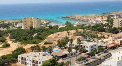 Горящий тур на Кипр отель CARINA HOTEL APTS 3* от агенства Солнечный вояж