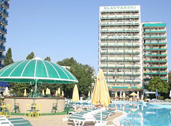 Горящий тур в Болгарию отель Slavyanski 3* от агенства Аррива