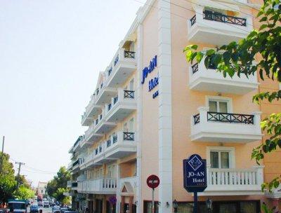 Греция отель Jo-An Palace 4*  по низкой цене от агенства Аррива