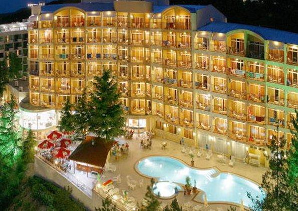Супер цена на тур в Болгарию отель Luna 4* от агенства Аррива