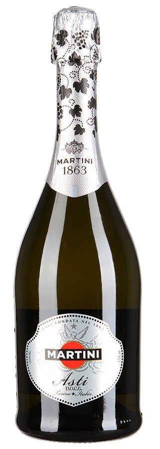 Игристое вино Martini Asti по низкой цене