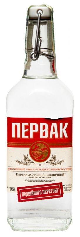 Скидки на водку Первак 0,7 л