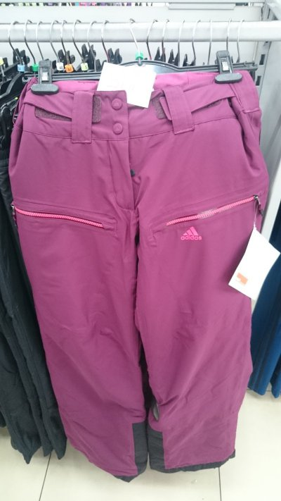 Скидка на женские штаны Adidas