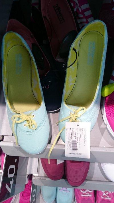 Балетки Adidas со шнурками по лучшей цене