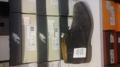 Ботинки Geox мужские по сниженной цене