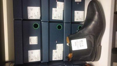 Низкая цена на мужские ботинки Tommy Hilfiger