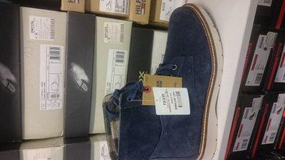 Обвал цен на мужские ботинки Hilfiger Denim