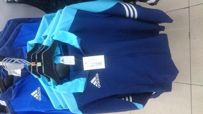 Скидка на мужской спортивный костюм Adidas