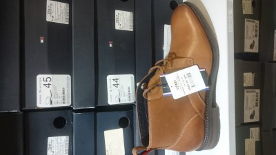 Супер цена на мужские ботинки Tommy Hilfiger