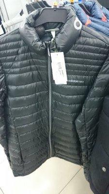 Мужская куртка Adidas со скидкой