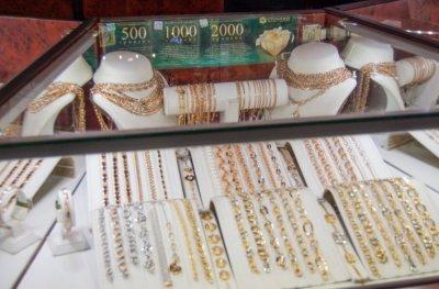 Супер цена на ювелирные изделия в магазинах Столичной Ювелирной фабрики
