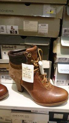 Женские ботинки Timberland по сниженной цене