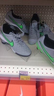 Скидки на бутсы Nike