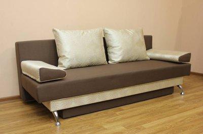 Скидка на диван «Форсаж» доминика беж
