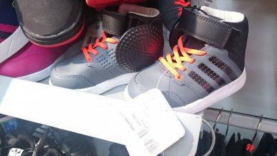 Детские кроссовки Adidas по акции