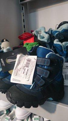Детские зимние ботинки Adidas по супер цене